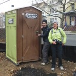 Port-a-potty